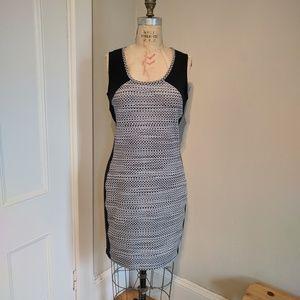 Dresses & Skirts - Athleta Dot Fuse Stretch Athletic mesh dress